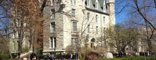 Northwestern University is one of Leadership Institute: Chicago.