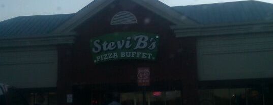 Stevie B's Pizza is one of Must-visit Food in Smyrna.