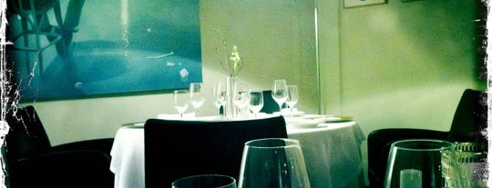 Osteria Francescana is one of 20 favorite restaurants.
