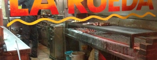 La Rueda is one of Restaurantes.