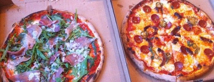 Base Wood Fired Pizza is one of Dublin.