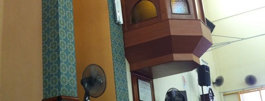 Masjid Putra Nilai is one of masjid.