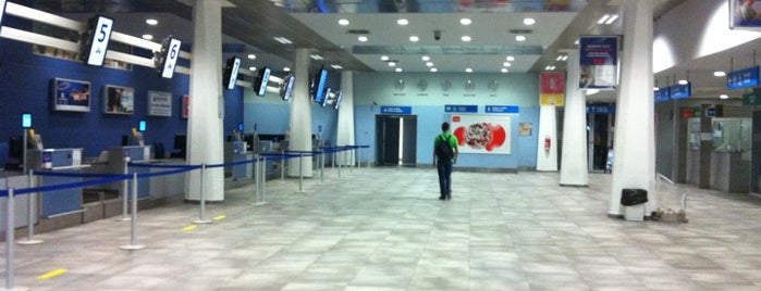 Tivat International Airport (TIV) is one of Free WiFi Airports 2.