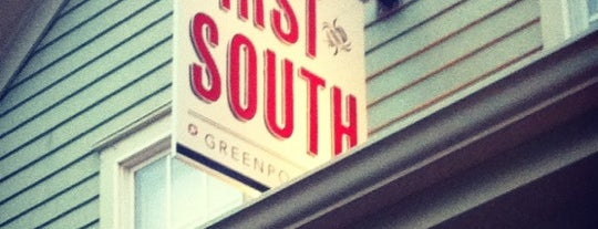 First And South is one of Greenport.
