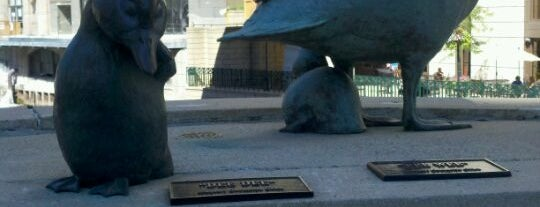 Statue Of Gertie is one of A Traveler's Guide to Milwaukee.