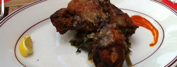 Red Rooster is one of Best NYC Fried Chicken.