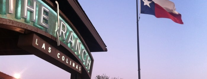 The Ranch at Las Colinas is one of DFW -More Great Food.