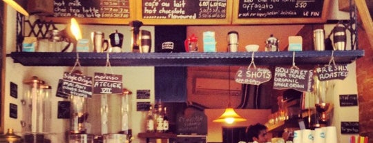 Kronotrop is one of #ThirdWaveWichteln Coffee Places.