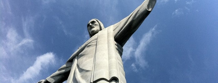 Christ the Redeemer is one of Rio 2013.
