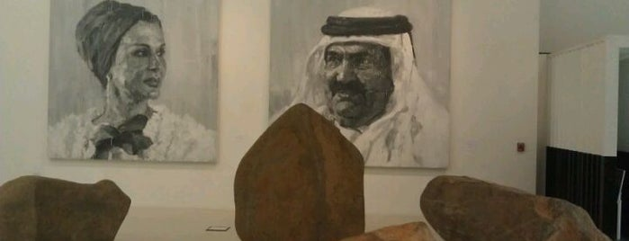 Mathaf: Arab Museum of Modern Art is one of Doha #4sqCities.