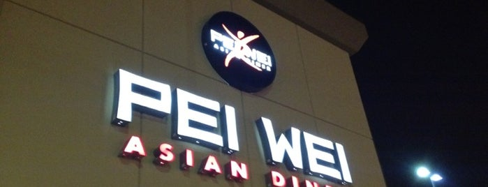 Pei Wei is one of Dining in Orlando, Florida.
