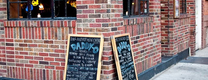 Daddy-O is one of manhattan restaurants.