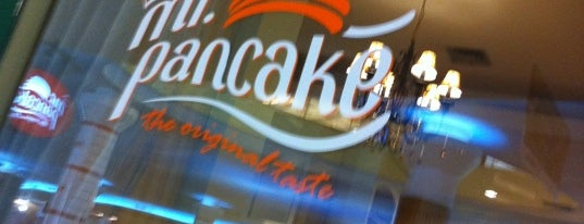 Mr. Pancake is one of Trans Studio Mall Makassar.