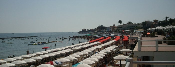 Santa Marinella is one of Places to visit again.