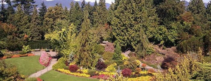 Queen Elizabeth Park is one of Canada Favorites.