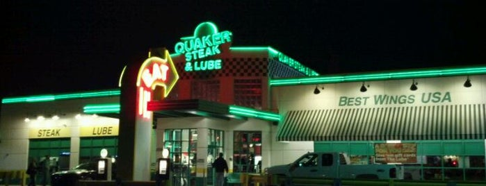 Quaker Steak & Lube® is one of My Favorite Places Around The Town.