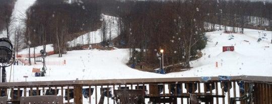 Timberline Ski Resort is one of Wild and Wonderful West Virginia.