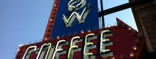 Smokey Row Coffee is one of Des Moines - Free WiFi.