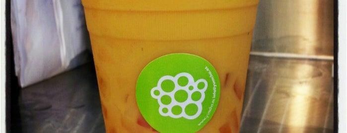 Yumcha Bubbles, Tea & Co. is one of Teterías en Barcelona.