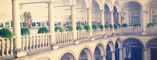 Итальянский дворик is one of коли у Львовi.