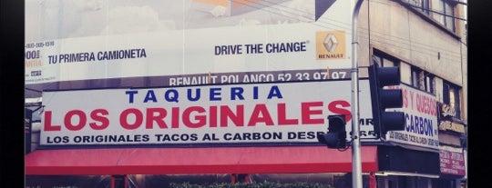 Los Originales is one of Donde comer sin carne..