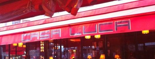 Casa Luca is one of Paris - Trendy places.