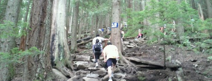 Grouse Grind is one of Best places in Vancouver, Canada.