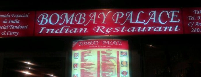 Bombay Palace is one of Restaurantes/Bares que me simpatizan.