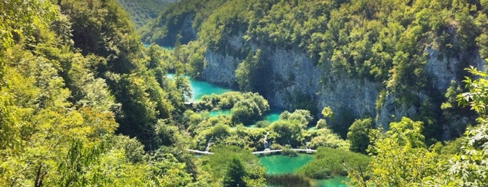 Plitvice Lakes National Park is one of Dream Destinations.