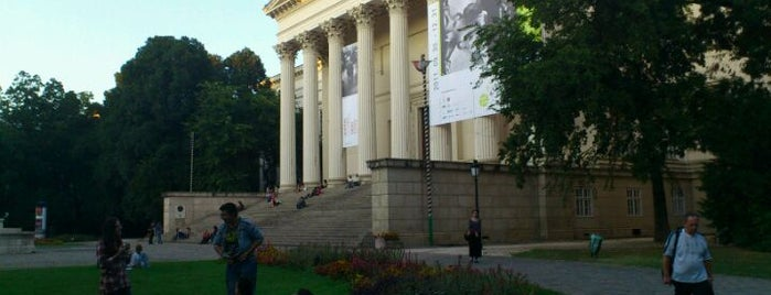 Hungarian National Museum is one of Budapest Sightseeing.