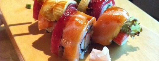Matsuri Sushi Bar is one of Restaurant.
