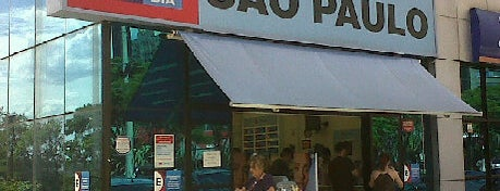 Drogaria São Paulo is one of Alphaville.