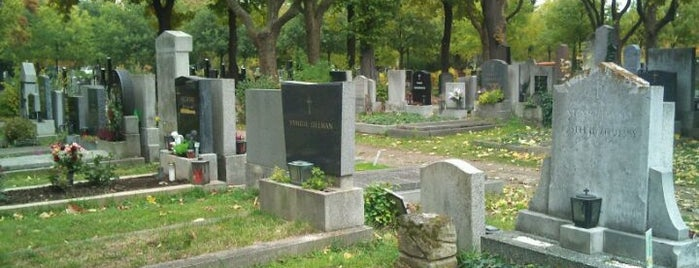 Zentralfriedhof is one of Exploring Vienna (Wien).