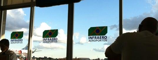 Gate 2 is one of Aeroporto Internacional de Campo Grande (CGR).