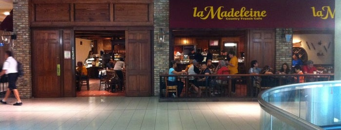 la Madeleine French Bakery & Café Houston Galleria is one of 20 favorite restaurants.