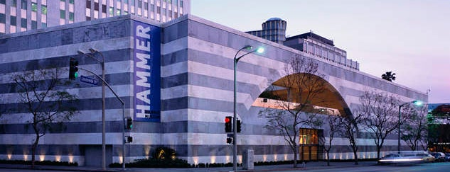 Hammer Museum is one of Explore the Campus.