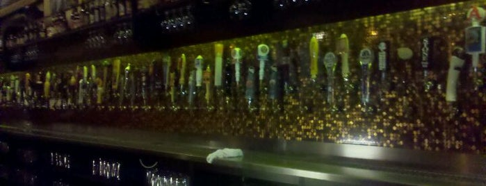 Flying Saucer Draught Emporium is one of Draft Magazine Best Beer Bars.