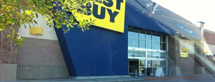 Best Buy is one of Guide to Mansfield's best spots.