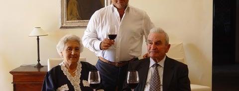 Cantine Alberto Longo is one of Cantine Aperte Puglia 2012.