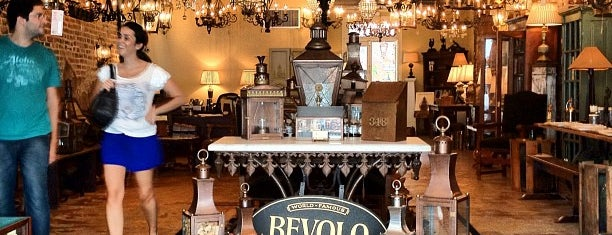 Bevolo Gas & Electric Lights is one of What we love about New Orleans.