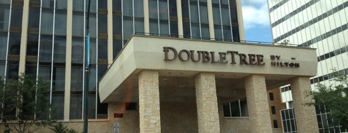 DoubleTree by Hilton Hotel Midland Plaza is one of West Texas: Midland to El Paso.