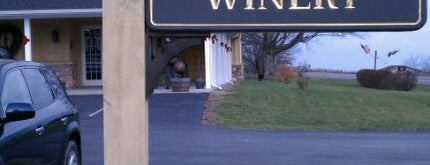 Fulkerson Winery is one of New York State Wineries.