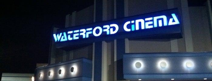 MJR Waterford Digital Cinema 16 is one of q.