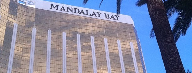 Mandalay Bay Resort and Casino is one of Vegas Death March.