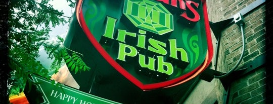 Kieran's Irish Pub is one of Best Spots in Minneapolis, MN!.