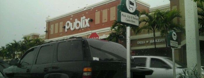 Publix is one of My favorite places :).