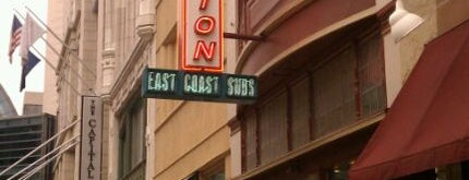 Penn Station East Coast Subs is one of A foodie's paradise! ~ Indy.