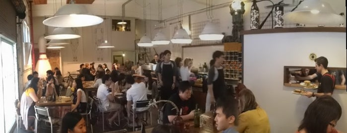 Manchester Press is one of Favourite Coffee Houses in Melbourne.