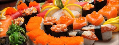 Oriental Daily is one of Sushi Love.