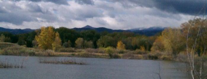 Walden Ponds Wildlife Habitat is one of Boulder Area Trailheads #visitUS.